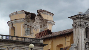 Damages on URMbuildings