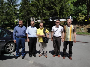From BAWOIS conference, Ohrid, Macedonia