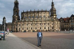 Downtown, Dresden- Germany