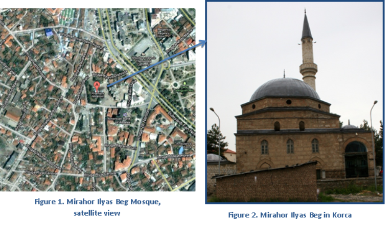 """Conditional assessment of five Ottoman Mosques in Albania"""", funded by Turkish Cooperation and Coordination Agency (TIKA) in Albania, Project Coordinator, 2011-2012"""
