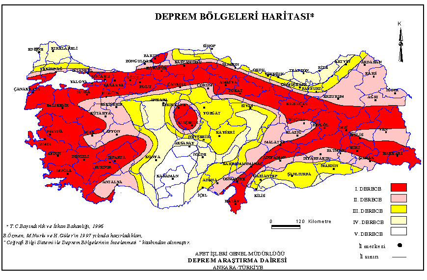 """Earthquake science school for High School Teachers in Turkey"""", funded by The Scientific and Technological Research Council of Turkey (TUBITAK), Science and Public Project, 110B072, Educator, Guide, 2010-2011"""