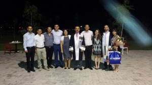 With 2015 graduates